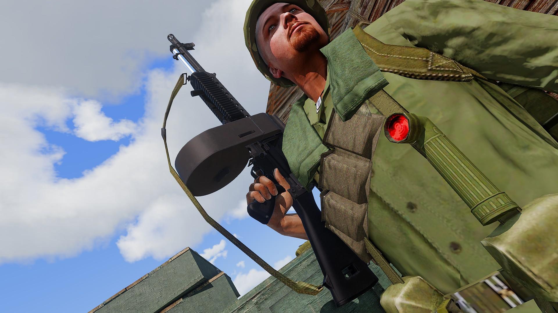 Vietnam Unsung for ArmA 3