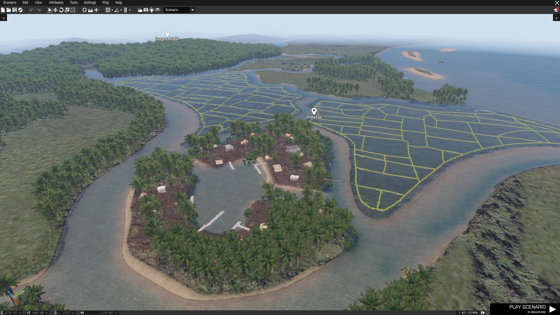 Vietnam Unsung For ArmA - Arma 3 us maps