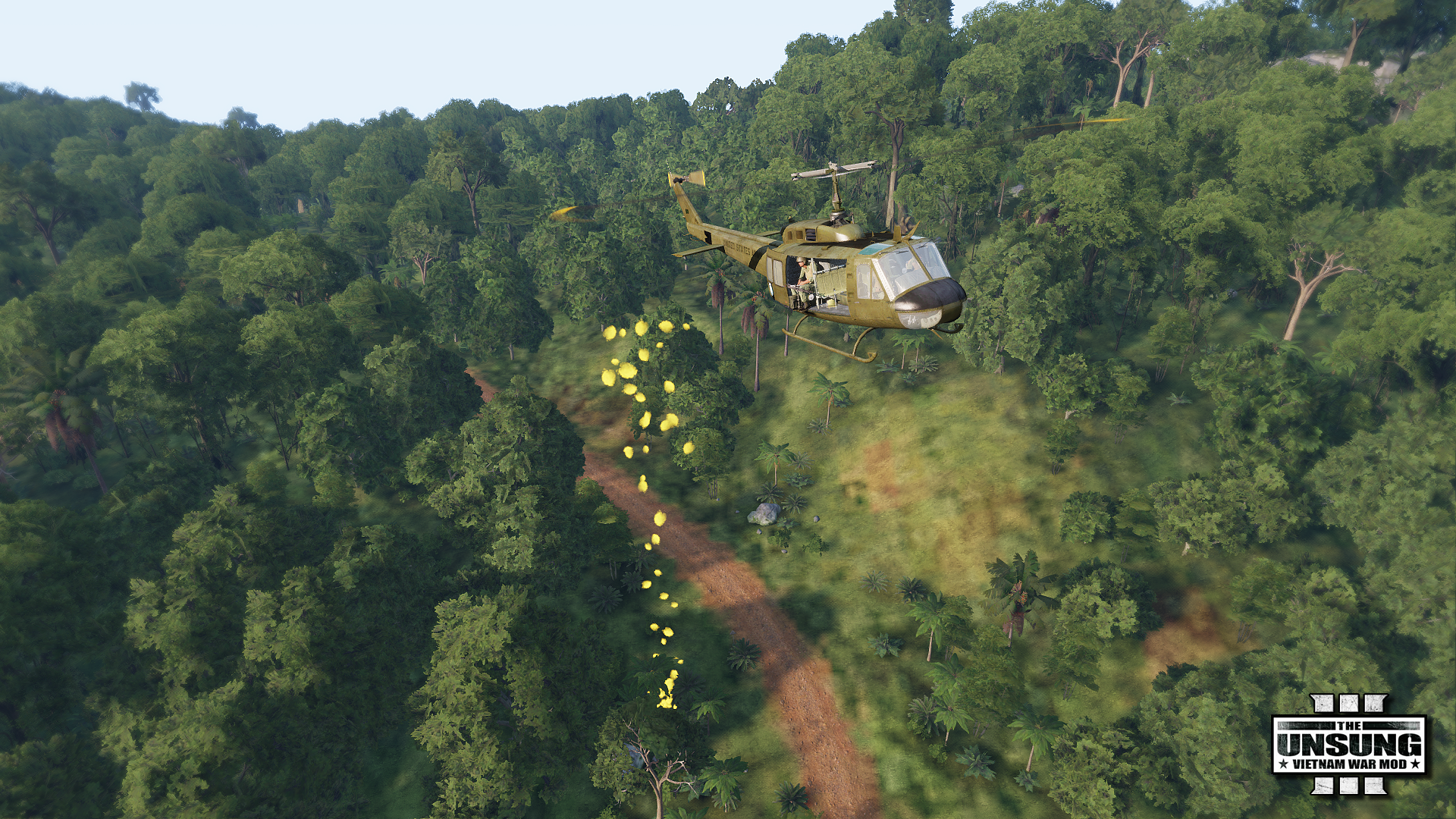 Vietnam Unsung for ArmA 3